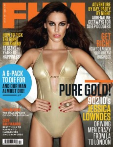 FHM July 2011 Cover
