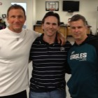 Max-OT and the NFL…My visit with the Eagles.