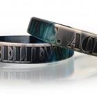Believe.Achieve. Wrist Bands!