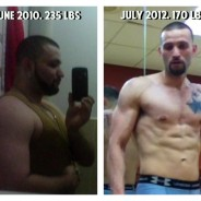 Inspiring Body Transformation – John Alvarez