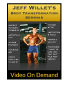 Body Transformation Q&A Seminar