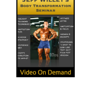 Body Transformation Q&A Seminar Video On Demand