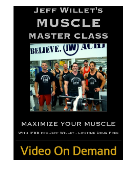 Muscle Master Class